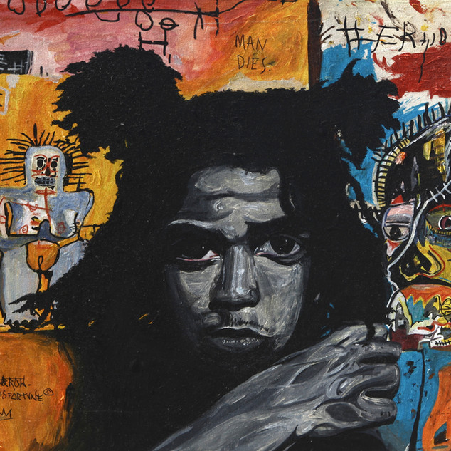 All of My Heroes Did Dope- Basquiat
