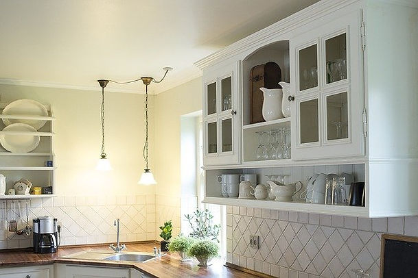 Cabinet Painters in NC