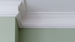 Six steps and helpful tips on painting your high ceiling