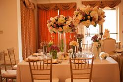 Custom Upscale Wedding Flowers