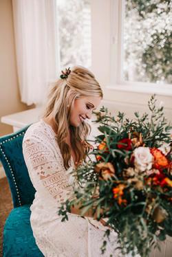 Brooke + Mitchell | Bridal Bouquet