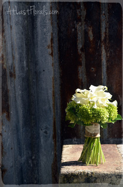 Calla Bouquet
