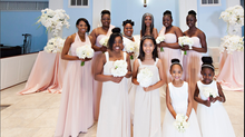 Toni + Craig // Luxury Blush Pink and White Wedding | An At Last Florals Event | Tallahassee Wedding