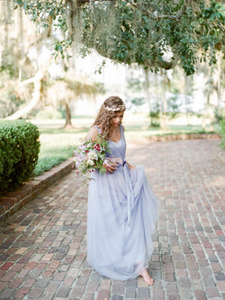 Secret Garden Styled Shoot