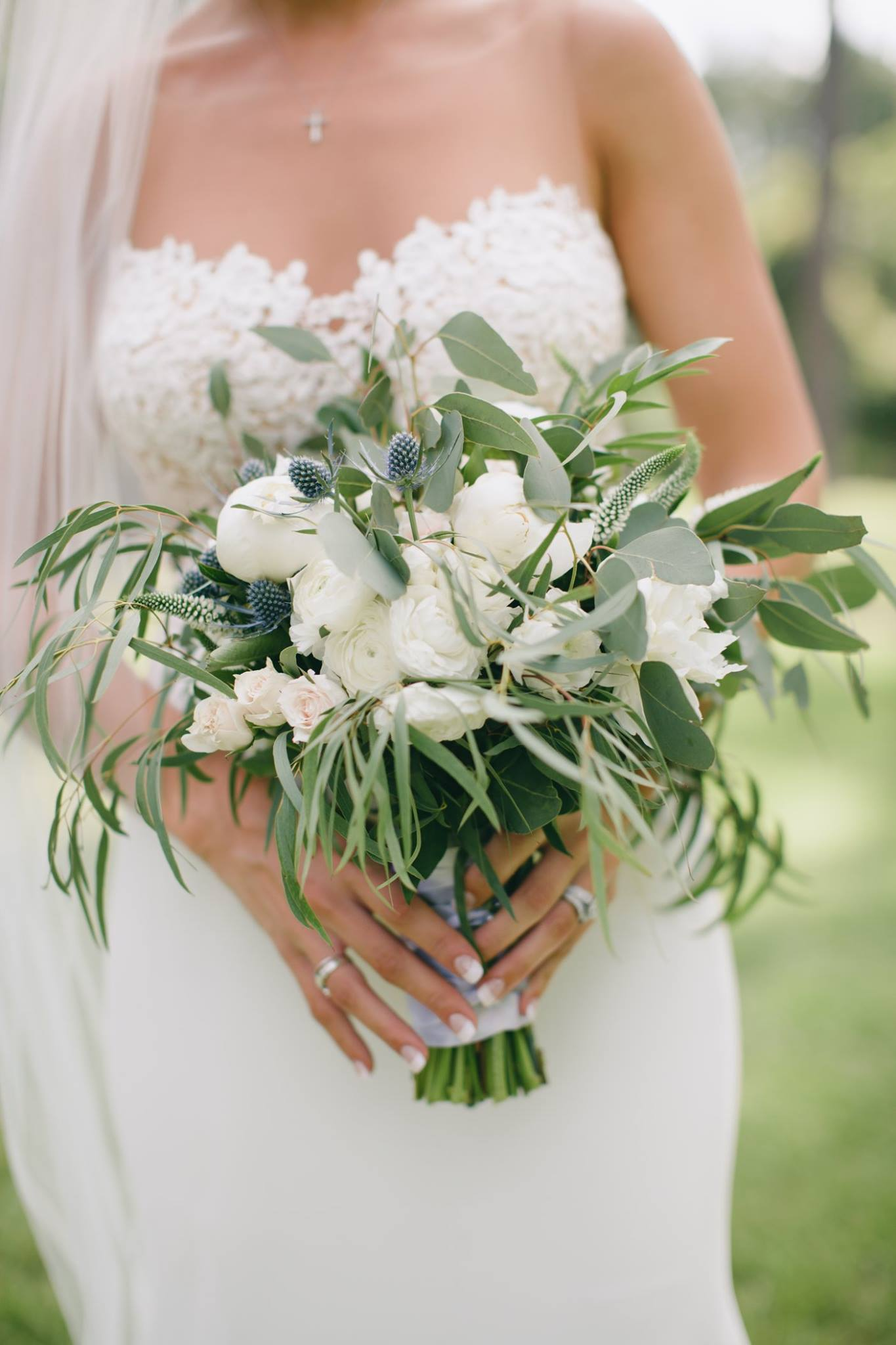 Organic Bridal Bouquet | At Last