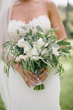 Organic Bridal Bouquet | At Last