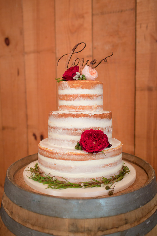 Love Cake | Amanda + Joe