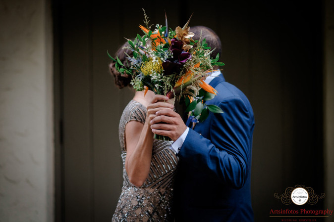 Real Wedding | Nicole + Tim // Wakulla Springs Wedding Florist