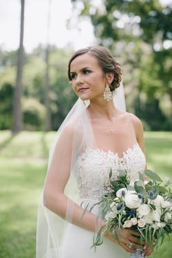 Classic Bridal Romance | Becca