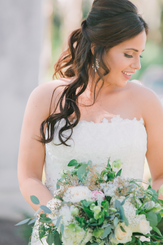 Jimena + Ben / Bridal Portrait