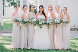 Jimena + Ben / Bridesmaids