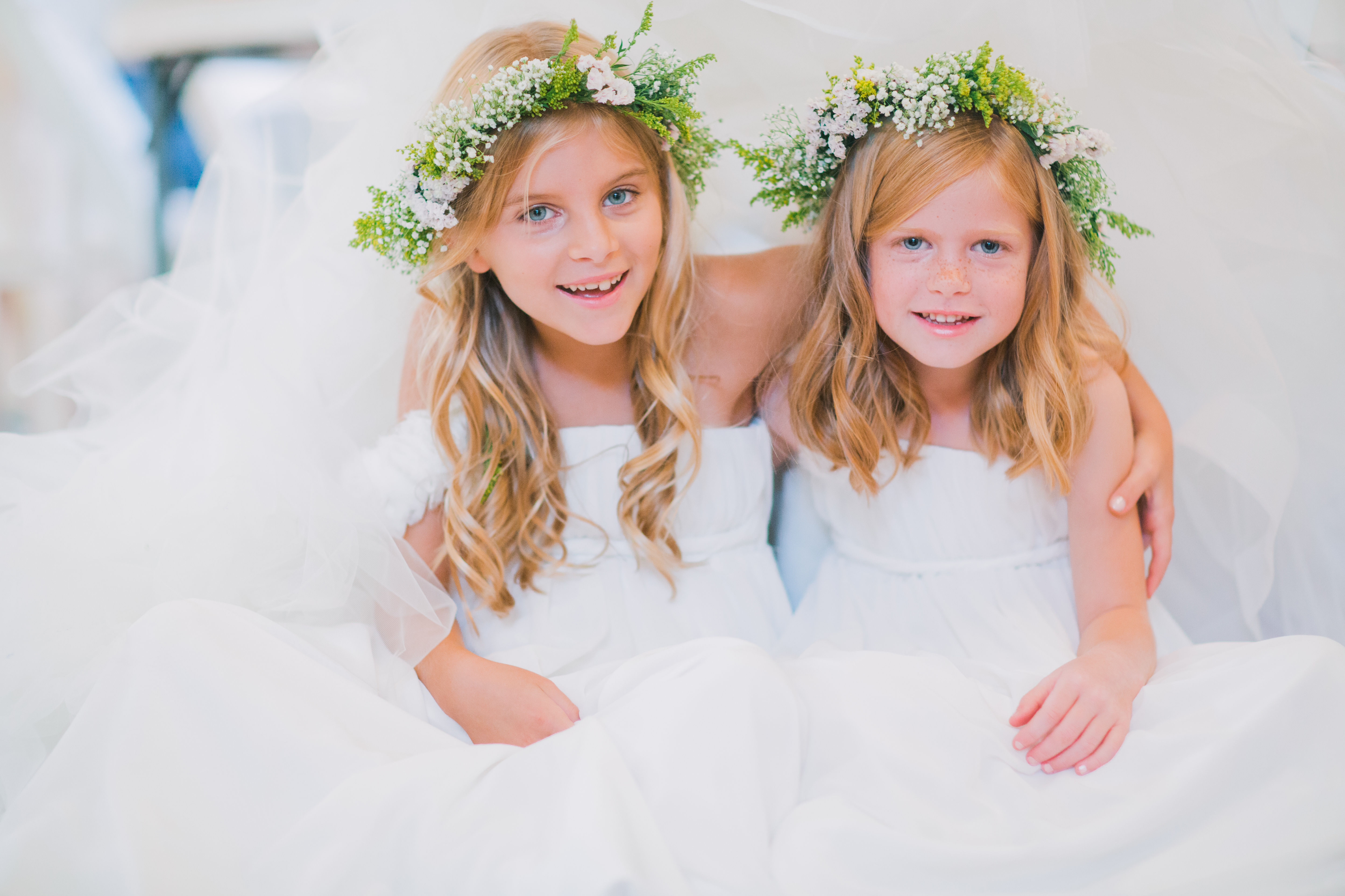 Jimena + Ben / Flower Girls