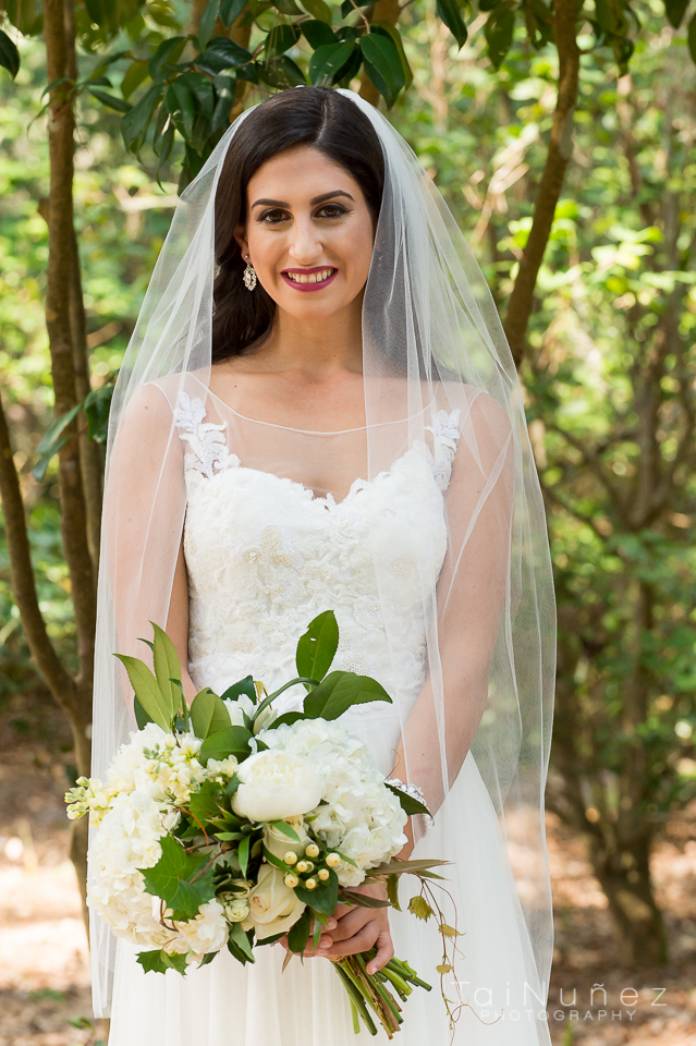 Michela's Bridal Bouquet