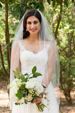 Michela's Bridal Bouquet