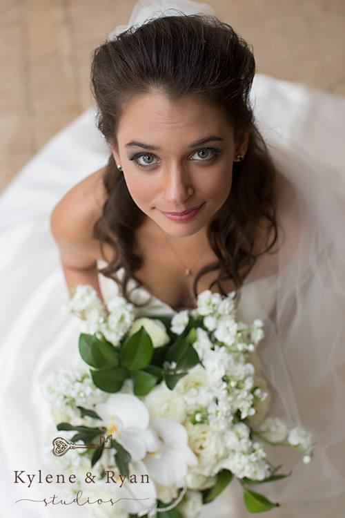 Carla + Nate | Bridal Portrait