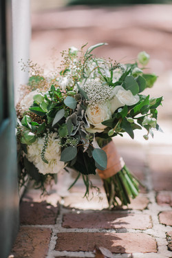 Jimena + Ben / Bridal Bouquet