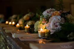 Romantic Floral Garland