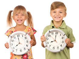 Părintele, copilul și lipsa de timp
