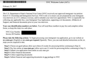 My US Spouse Visa Journey