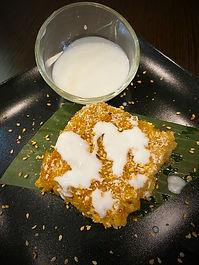 Gateau de riz gluant au caramle beurre salé.jpg
