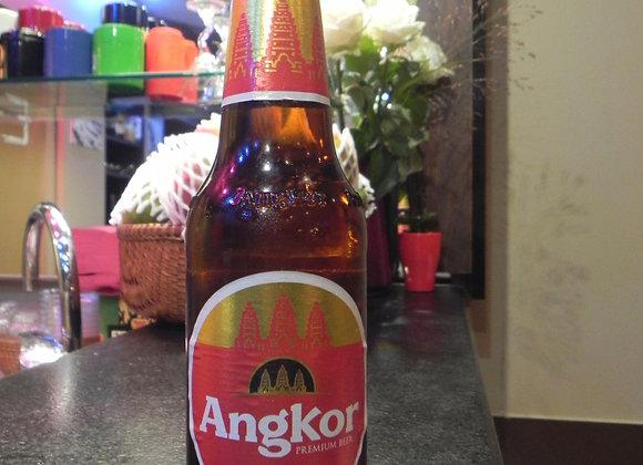 Bière Angkor Beer -Cambodge