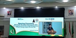BTN Santri Developer Kebangsaan 2021 Resmi Dibuka