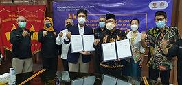 Teken MoU, NUCIRCLE dan UNKRIS Berkolaborasi Membangun Generasi Emas Indonesia