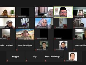 Silaturahim NU Circle - Yayasan Kesejahteraan Muslimat NU