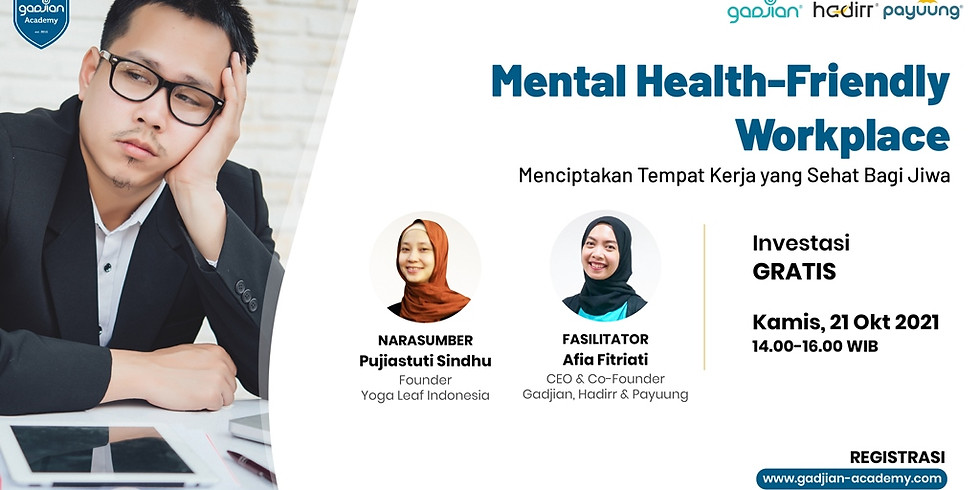 Mental Health-Friendly Workplace