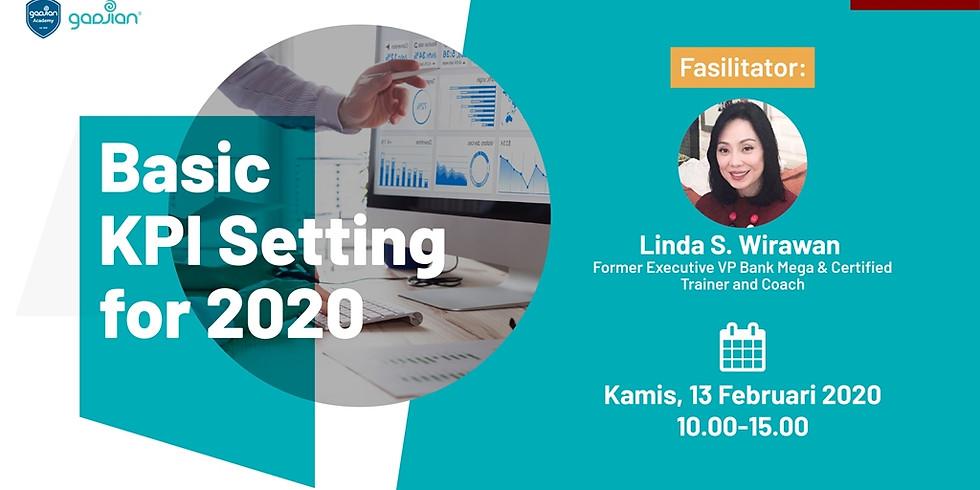 [JAKARTA] Basic KPI Setting for 2020