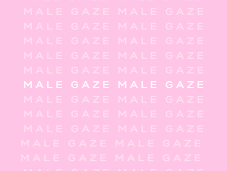 Internalised male gaze