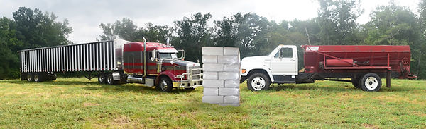 Mattox Trucking  Trucks and Compressed Bags