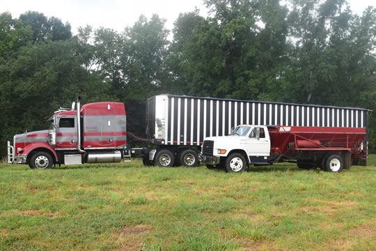 Mattox Trucking Hauling Trucks