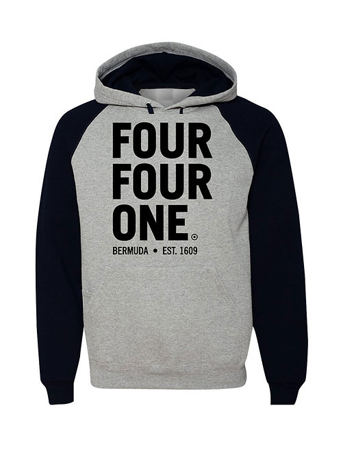 Four Four One Hoodies