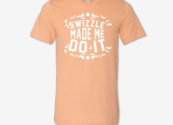 Swizzle MadeMe Do it tee