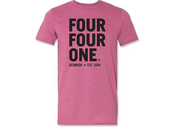 Four Four One Tees