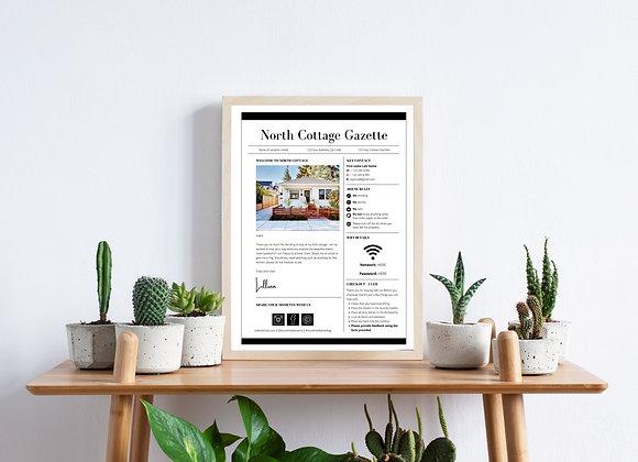 Airbnb Gazette