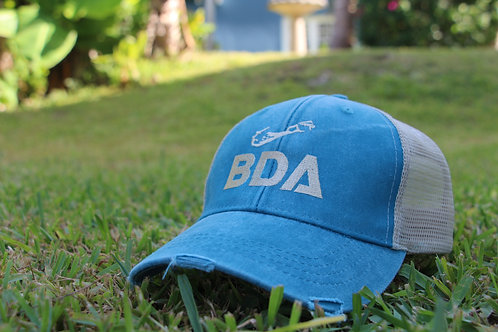BDA Distressed Hats