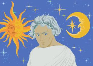 貝多芬 250周年紀念活動插圖