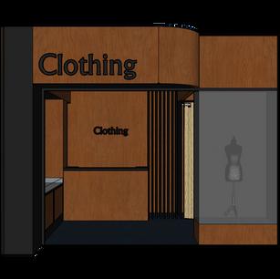 服裝店鋪規劃
