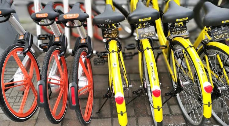 Mobike vs Ofo: a bike-sharing battle