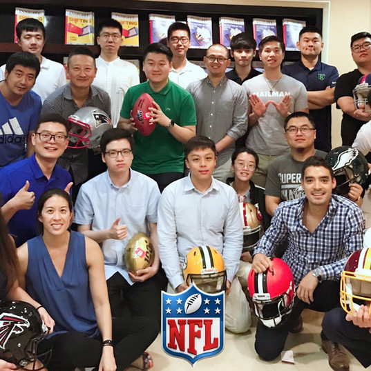NFL China Partner Summit 2019
