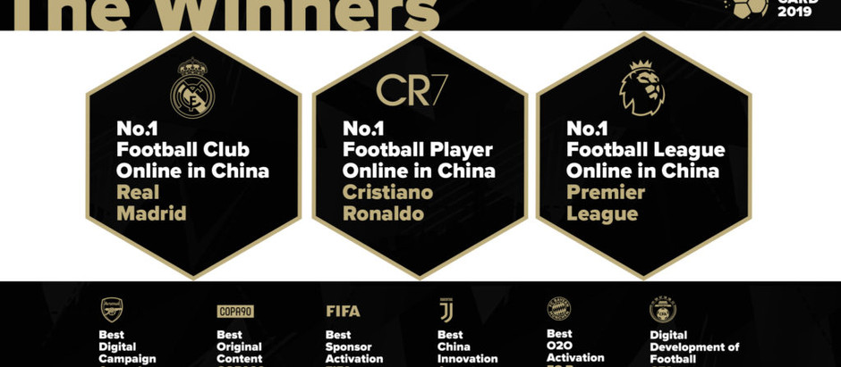 Red Card 2019 China Digital Football Awards Report