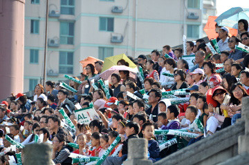 AFL in China
