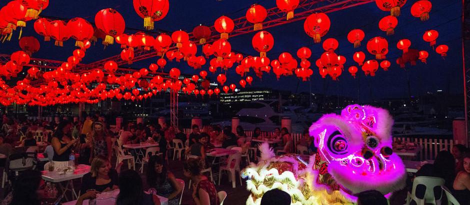 How other locations around the world celebrate CNY [SYDNEY]