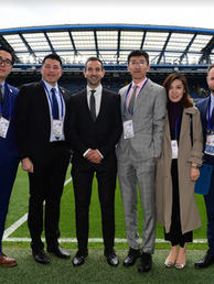 Weibo Sports at Chelsea FC
