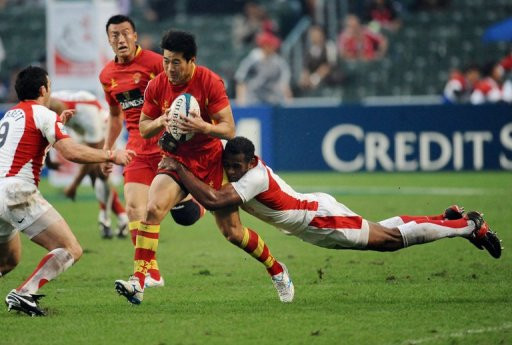 The Race for China – Rugby