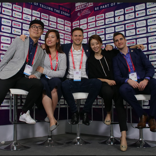 Soccerex 2018 was a great event with our team working & networking throughout
