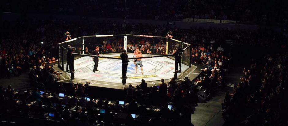 Mailman Journal: UFC Manila Adventure