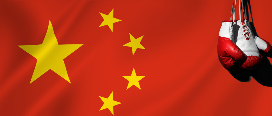 The Race for China – Boxing